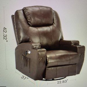 Orkan Massage Chair - Electric Recliner And Rocker for Sale in San Francisco, CA