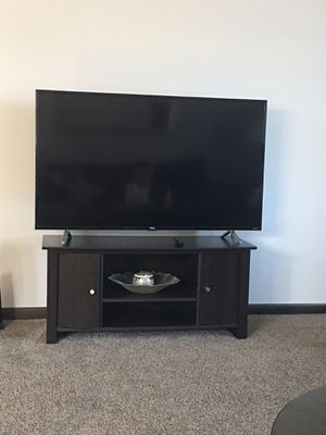 55 inch TCL 4K Roku TV (black screen) for Sale in Palos Hills, IL