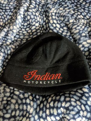 INDIAN MOTORCYCLE SKULL CAP for Sale in Riverview, FL