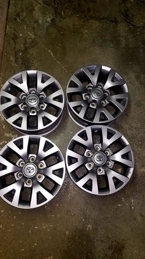 Toyota Tacoma 16 Inch Wheels/Rims OEM for Sale in Kent, WA