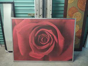 Rose print art for Sale in Mesa, AZ