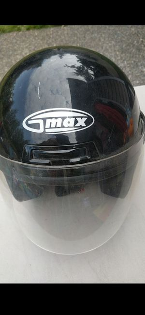 motorcycle helmet M medium great condition for Sale in Bothell, WA