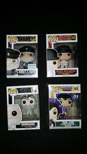 funko pops various prices for Sale in Pasadena, CA