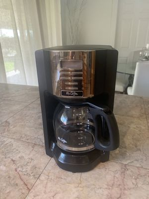 mr coffee / coffee maker for Sale in Fontana, CA
