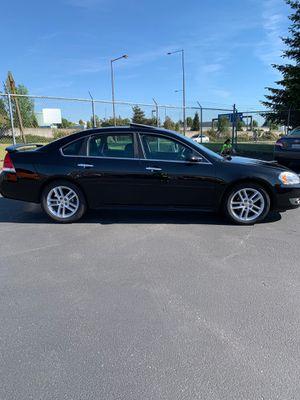 2011 Chevy Impala LTZ for Sale in Tacoma, WA