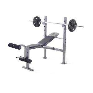 New weight bench, never used all pieces included. Selling at $100 for Sale in Stone Mountain, GA