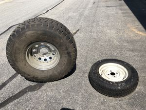 Offroad tire and wheel 35x12.50-15 for Sale in Upland, CA