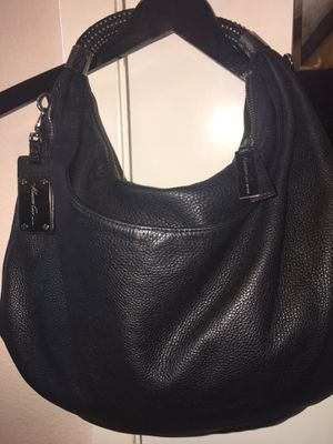Kennith Cole hobo bag (black) with studs for Sale in San Bruno, CA