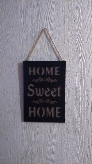 Home Sweet Home Decor for Sale in Chino, CA