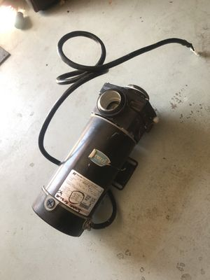 Hot tub Pump for Sale in Glendale, AZ