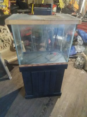 Fish tank and stand for Sale in Coaldale, PA