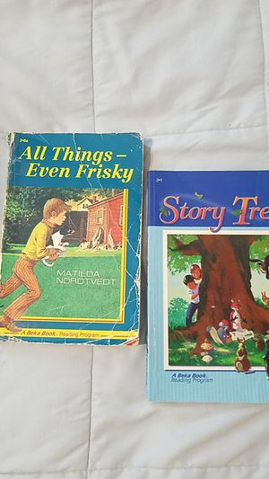 Abeka 2nd grade readers for Sale for sale  Oklahoma City, OK
