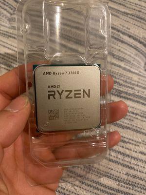Ryzen 7 3700X for Sale in El Monte, CA