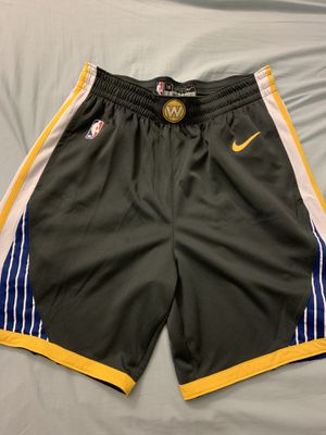 """Brand New Golden State Warriors """"The Town"""" Nike NBA Dri-FIT Men's Pocket Swingman Shorts for Sale in San Francisco, CA"""