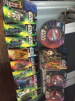 13 Old Star Wars Action Figure for Sale in Los Angeles, CA