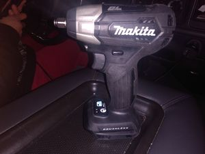 Sub compact Brushless 3/8 inch Makita impact wrench for Sale in Modesto, CA