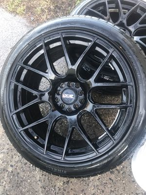 "XXR 18"" wheels 5x114.3 and 5x120 for Sale in Centreville, VA"