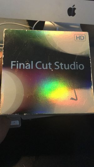 Final cut pro for Mac B\O for Sale in Charlotte, NC