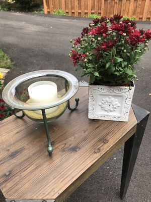 Partylite 3wick tabletop Seville for Sale in Canonsburg, PA