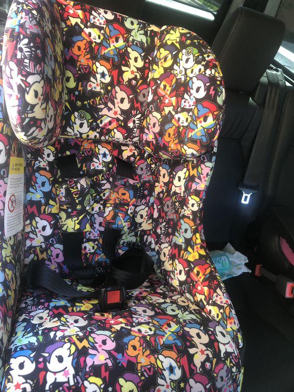 Clek Foonf Infant Car seat Tokidoki Unicorno Disco