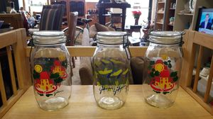 2 Quart Ermetico jars for Sale in Port St. Lucie, FL