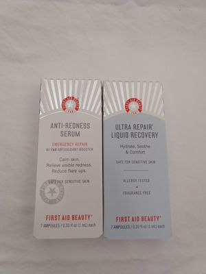 Only 23 of Serums Left and 55 of the Recovery Left. for Sale in Durham, NC