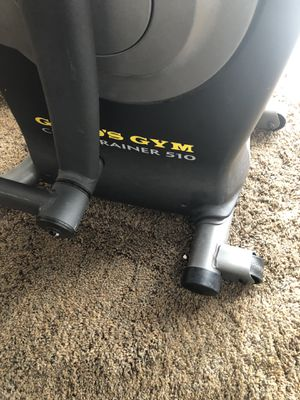 Golds Gym Crosstrainer 510 for Sale in Pasco, WA