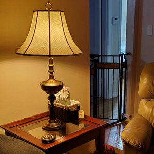 Restored Vintage - American Made Brass Lamp for Sale in GRANDVIEW, OH