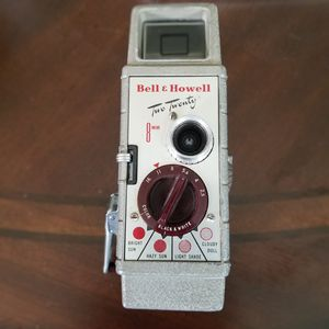 Bell & Howell Two Twenty 8 mm movie film video camera for Sale in San Jose, CA