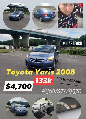 Toyota Yaris 2008 for Sale in Hartford, CT