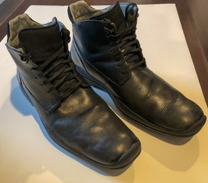 Men's Black Kenneth Cole Boots - Size 9 for Sale in Riverside, CA
