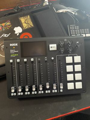 Rode RODECaster Pro Podcast Production Studio for Sale in San Diego, CA