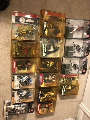 Mcfarlane Action Figures Sports for Sale in Katy, TX