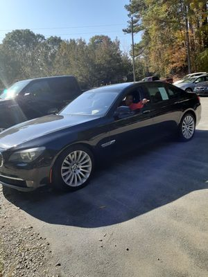 2013 Bmw 750i for Sale in Henderson, NC