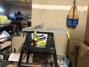 Craftsman evolve table saw for Sale in Fairfield, CA