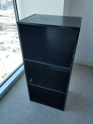Small 3-Tier Wooden Storage Shelf for Sale in Dallas, TX