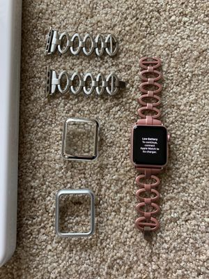 Apple Watch 1st generation rose gold for Sale in Fullerton, CA
