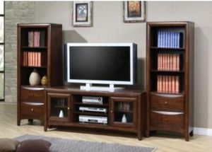 Coaster 3 piece media center for Sale in San Jose, CA