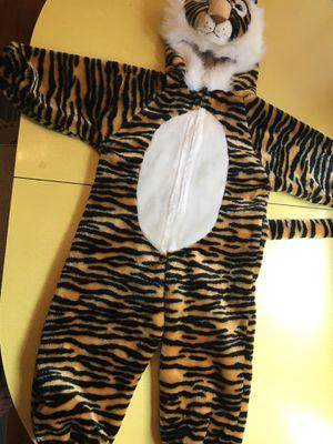 2T-3T Tiger costume for Sale in Hoquiam, WA