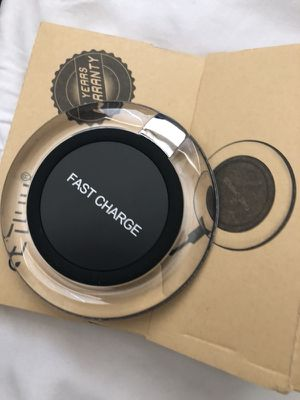 Brand New fast wireless charger! for Sale in Salt Lake City, UT