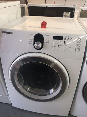 Used Samsung dryer. 1 year warranty for Sale in St. Petersburg, FL
