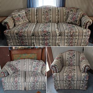 Living Room Set - Sofa, Loveseat and Chair for Sale in Erie, PA