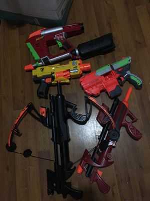 Nerf Guns for Sale in Monroe, WA