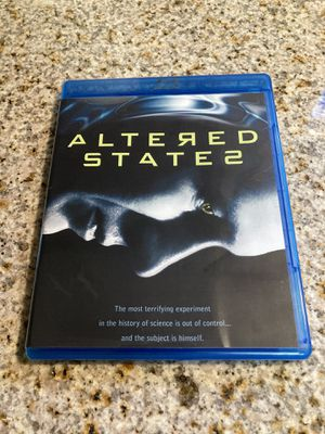 Altered States, Blu-ray movie for Sale in Saint John, IN