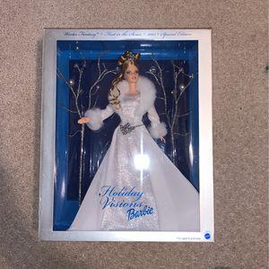 Winter Fantasy Barbie 2003 Special Edition for Sale in Edison, NJ