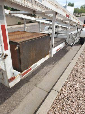 3 car.tow trailer for Sale in Glendale, AZ