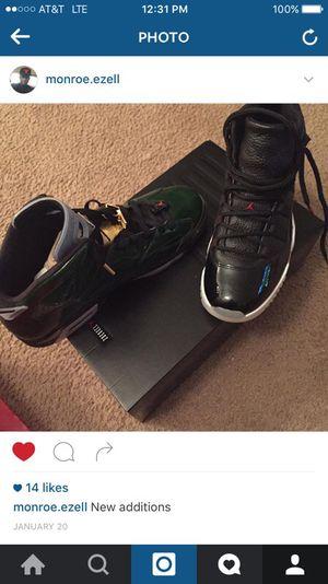 Jordan 6s for sale green gold for Sale in Seattle, WA