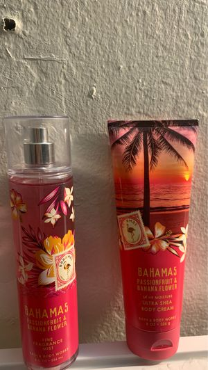 Bath & Body works Bahamas for Sale in Phoenix, AZ
