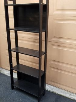 Brand New Bookcase Bookshelf Asking Only $40 Price To Sell Fast Firm On Price It Is Brand New for Sale in Everett,  WA