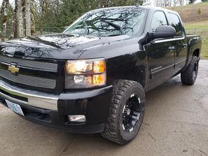 2011 Chevy Silverado Z71 LT Low Miles for Sale in Vancouver, WA